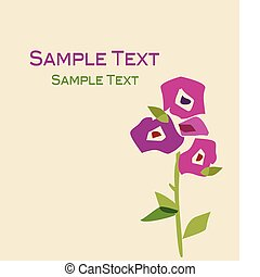 roze, pastel, bloem, abstract, kleuren, achtergrond