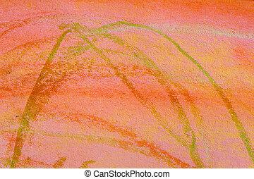 roze, pastel, grunge, background:, reeks