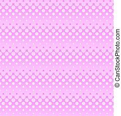 roze, web, model, ligh, seamless, halftone, design.