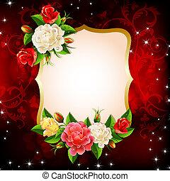 rozen, frame
