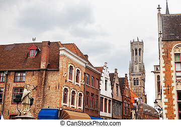 Rozenhoedkaai, Historic Centre of Bruges - Rozenhoedkaai it...