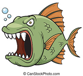 rozhněvaný, fish