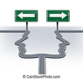 rozhodnutí, strategie