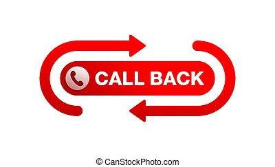 rozmowa telefoniczna, -, wstecz, sieć, guzik, website, ...