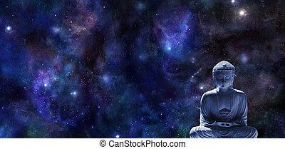 rozmyślanie, chorągiew, mindfulness