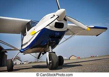 rozrywka, samolot