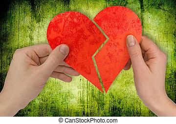 rozwód, miłość