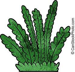 rozwój, rośliny, rysunek