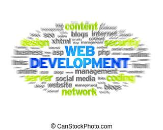 rozwój, sieć