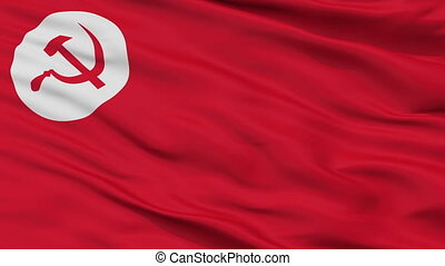 Rsp India Flag Closeup Seamless Loop - Rsp India Flag,...