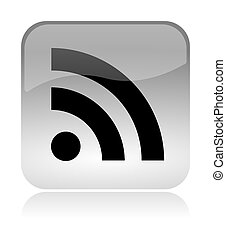 RSS Feed App Icon