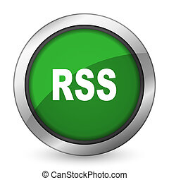 rss green icon