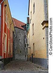 rua, medieval