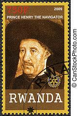 ruanda, -, 2009:, exposiciones, retrato, de, príncipe,...
