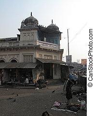 ruas, nirmal, hriday, kalighat, kolkata., templo