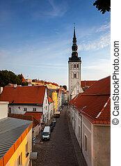 ruas, tallinn, estónia
