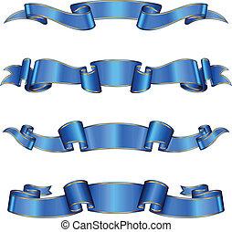 ruban bleu, collection