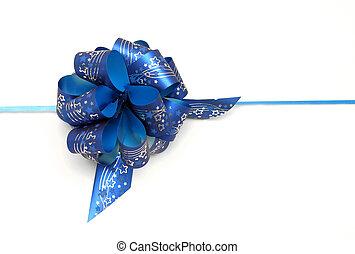 ruban bleu