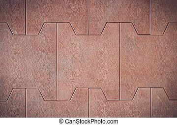 Rubber flooring  - Close Rubber flooring  background