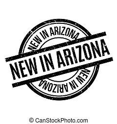 rubber, nieuw, arizona, postzegel