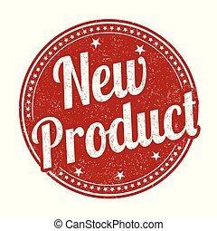 rubber, nieuw product, grunge, postzegel
