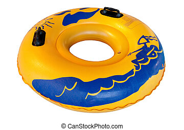 Rubber ring - Waterpark rubber ring (waterpark equipment). ...