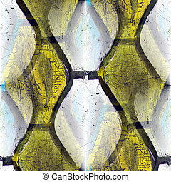 rubber seamless yellow red cut old crack background texture