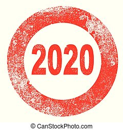Rubber Stamp 2020