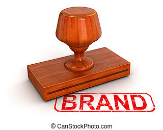 Rubber Stamp Brand