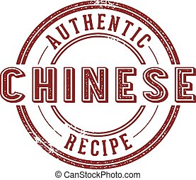 Authentic Chinese Recipe