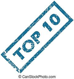 Rubber stamp TOP 10