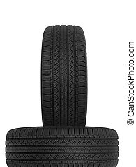 Rubber Tyre