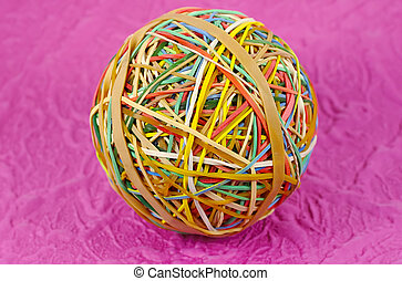 Rubberband Ball 3