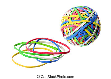 rubberbandbal