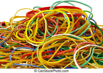 rubberbands, 3