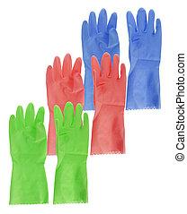 rubberhandschoen