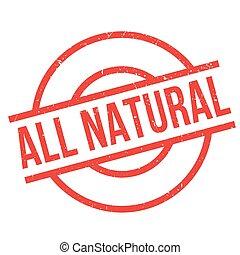 rubberstempel, alles, natuurlijke