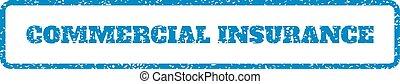 rubberstempel, commercieel, verzekering
