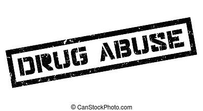 rubberstempel, misbruiken, medicijn