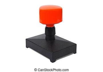 rubberstempel, moderne