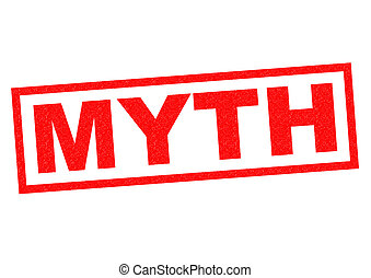 rubberstempel, mythe