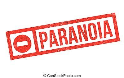 rubberstempel, paranoia