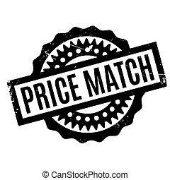 rubberstempel, prijs, lucifer