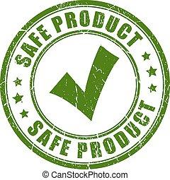 rubberstempel, product, brandkast