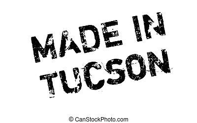 rubberstempel, tucson, gemaakt