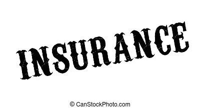 rubberstempel, verzekering