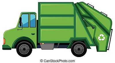 rubbish truck vector clip art royalty free 852 rubbish truck rh canstockphoto com Garbage Truck Clip Art Black and White Garbage Truck Clip Art Black and White