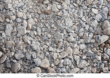 Rubble background