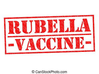 rubella, impfstoff