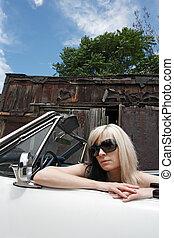rubio, en, convertible